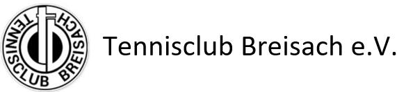 Tennisclub Breisach Logo