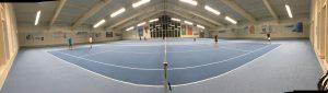 Tennishalle Breisach