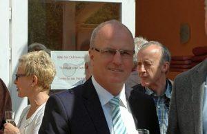 Vorsitzender Tenisclub Breisach