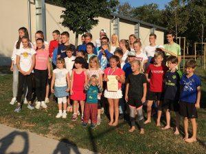 Jugendspieler Tennisverein Breisach